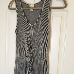 Caution to the wind jumpsuit. Size medium